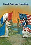 Buyenlarge French American Friendship' Paper Poster, 20 by 30-Inch