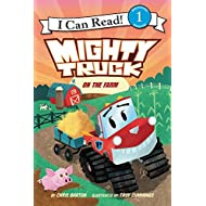 Mighty Truck on the Farm (I Can Read Level 1)