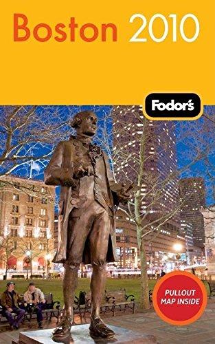 Fodor's Boston 2010 (Travel Guide) pdf