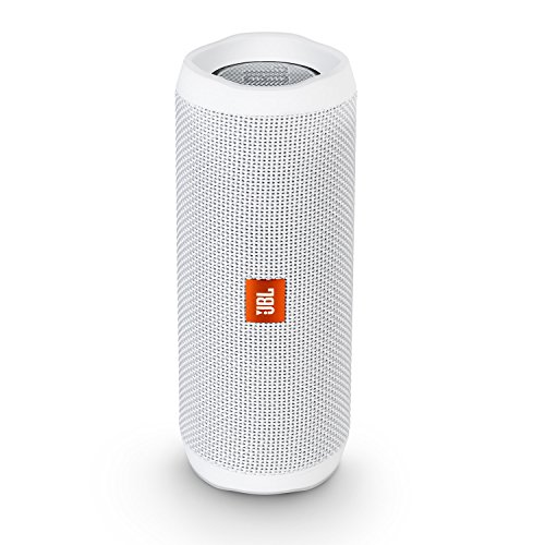 JBL Flip 4 White Flip4 Bluetooth Speaker, ALL SIZE
