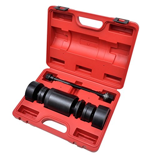 Subframe Bushing Installer/Remover Tool Set Benz W220 W211 W203 Bushing Tool The fine thread and thrust bearing allow the bushing to be fitted quickly without hassle -