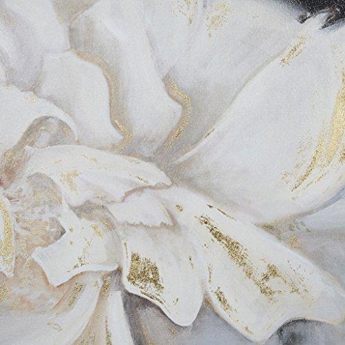 RE Gel Coat Canvas with Bronze Frame 2 Piece Set See Below/White ()