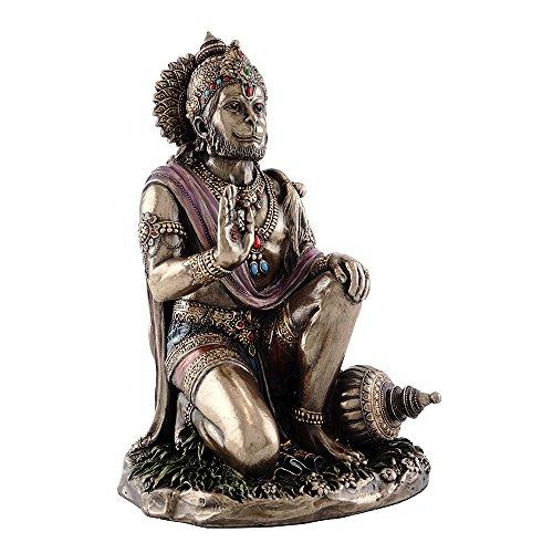 yoga figurines made of bronze - 8