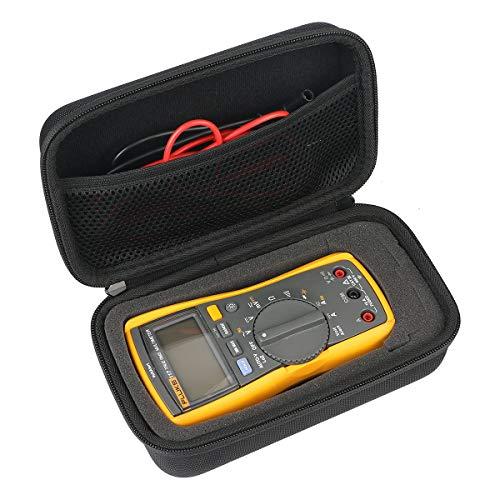 khanka Hard Travel Case Replacement for Fluke 117/115 Digital Multimeter