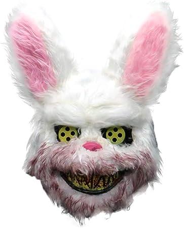 WINBST Máscara para Halloween Carnaval Carnaval Fiesta Disfraz ...