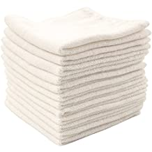 """Dry Rite's Best Magic Microfiber Cloth - Professional Series Cleaning Towels for Fine Auto Finishes, Interior, Chrome, Kitchen, Bath, TV, Glass- Non Scratching, Streak Free, Use Wet or Dry - 12"""" x 12"""""""