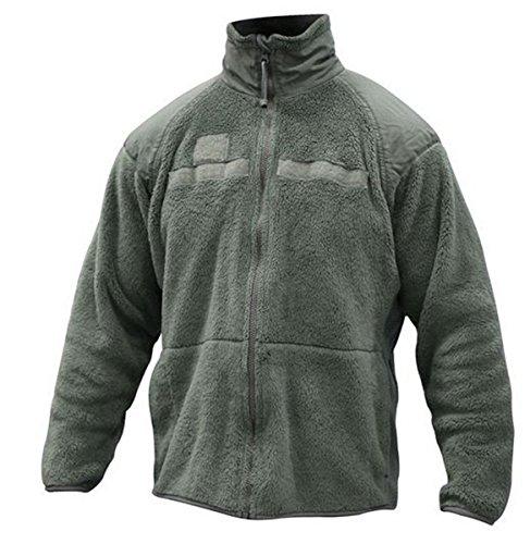 U.S.G.I. Gen 3 L3 ECWCS Polartec Fleece Parka Jacket Liner - Medium Long