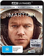 The Martian (4K Ultra HD)