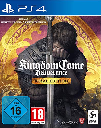Price comparison product image Kingdom Come Deliverance Royal Edition (PlayStation PS4)