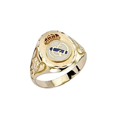 18k Gold Seal Getränke Real Madrid 8,5 gr.: Amazon.de: Schmuck