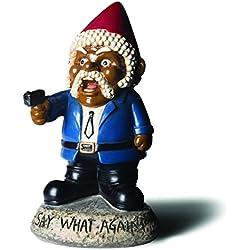 "BigMouth Inc ""Say What Again?"" Garden Gnome Statues"