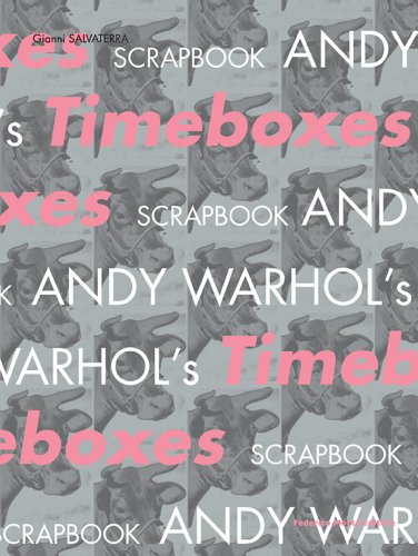 Andy Warhol's Timeboxes (Matt Smith Artist)