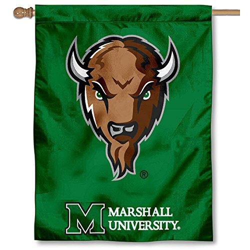 - Marshall University Thundering Herd House Flag