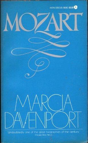Mozart by Marcia Davenport (1991-06-03)