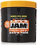 SoftSheen-Carson Let's Jam! Shining and Conditioning Gel - Extra Hold, Bonus Size, 5.5 oz