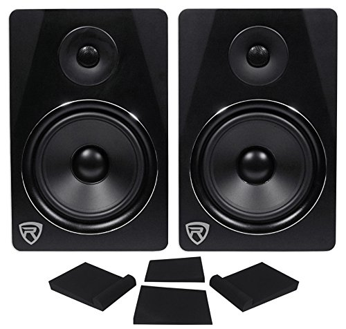 Studio Monitor Cabinet - Pair Rockville APM8B 8