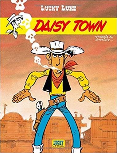 Lucky Luke (tome 21) : Daisy Town