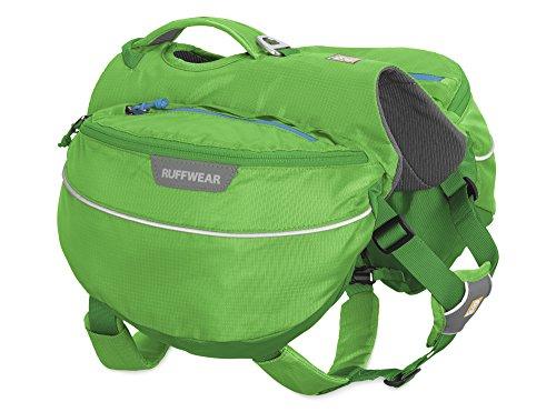 RUFFWEAR - Approach Full-Day Hiking Pack for Dogs, Meadow Green, X-Small by RUFFWEAR