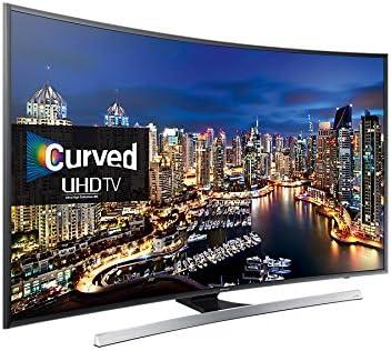 Samsung - TV LED curvo 48 UE48JU7500 UHD 4K, 3D, Wi-Fi y Smart TV ...