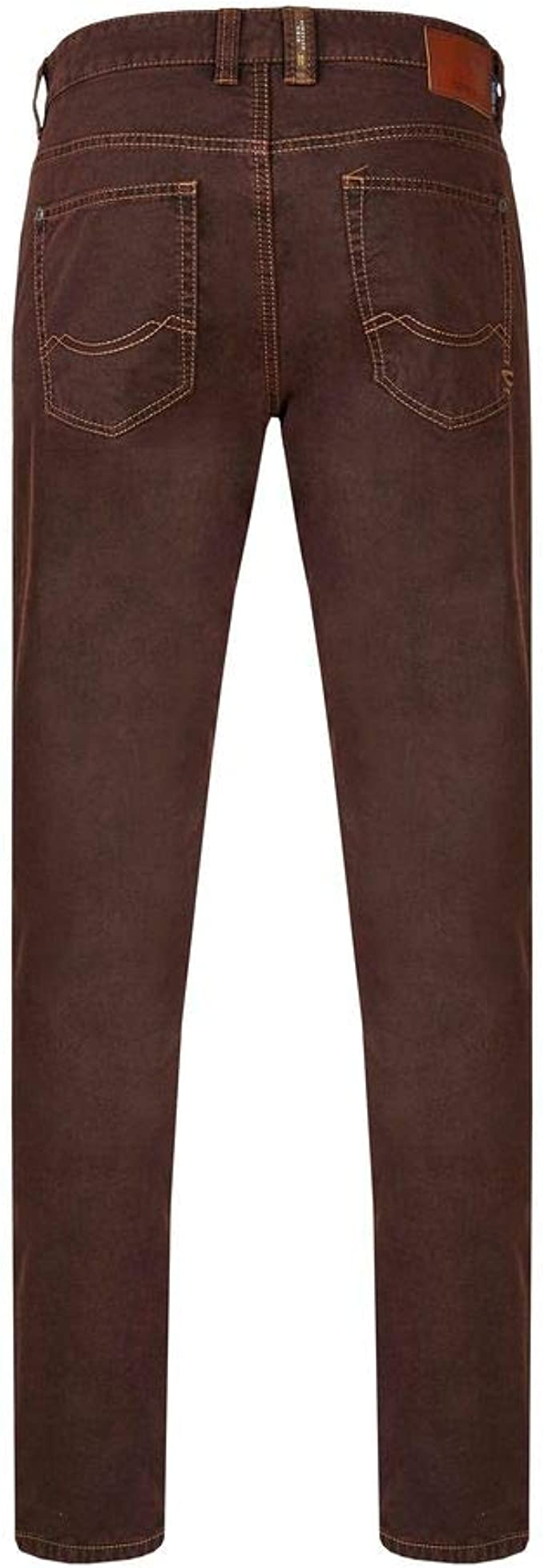 Camel Active Hose 48952E 8+05 dark red Jeans | Trekking