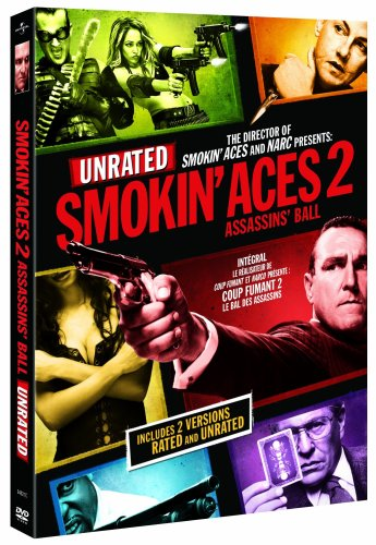 DVD : Smokin Aces 2: Assassins Ball (Subtitled, Dubbed, Dolby, AC-3, O-Card Packaging)