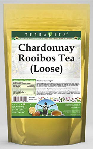 Chardonnay Rooibos Tea (Loose) (4 oz, ZIN: 545182) - 3 Pack