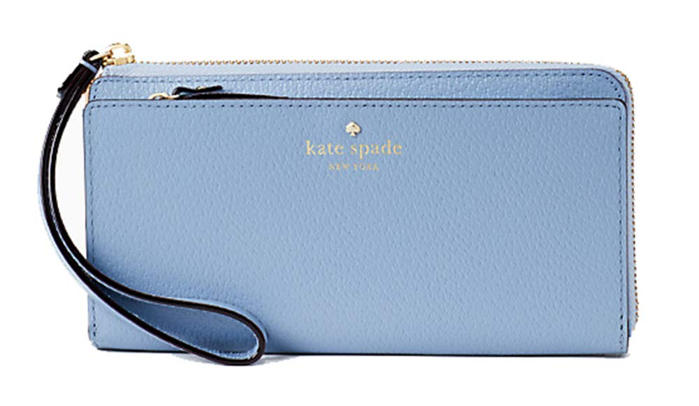 Kate Spade Grand Street Layton Wallet Wristlet (Cloud Cover)