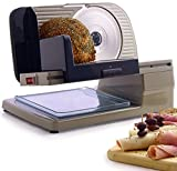 Best Electric Bread Slicers - Chef's Choice EdgeCraft 615 Premium Electric Food Slicer Review