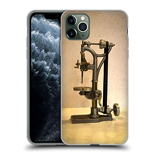 Official Celebrate Life Gallery Drill Press Tools Soft Gel Case Compatible for iPhone 11 Pro Max