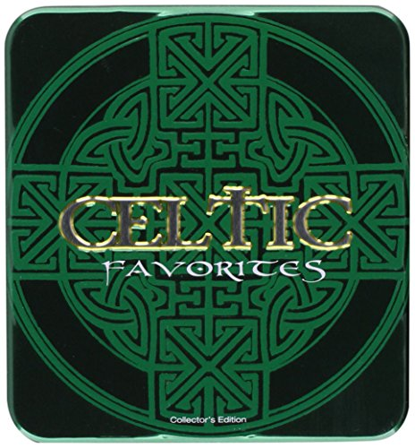 Price comparison product image CELTIC FAVORITES, 3 CD Box Set (Limited Edition Tin)