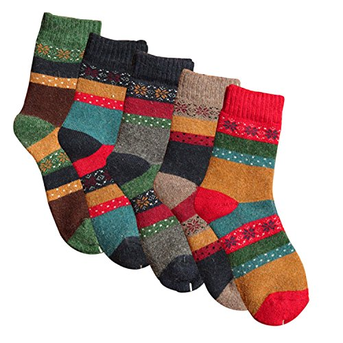 Womens Thick Casual Winter Socks