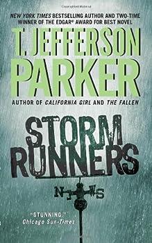 Storm Runners: A Novel 0060854243 Book Cover