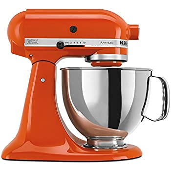 Amazon Com Kitchenaid Ksm150pspn Artisan Series 5 Qt