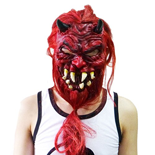 Blush Fangs Halloween Mask (Call Of Duty Ghosts Halloween Costumes)
