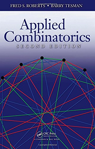 Applied Combinatorics, Second Edition -  Roberts, 2nd Edition, Hardcover
