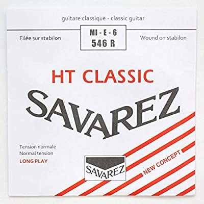 Savarez Cuerdas para Guitarra Clásica Alliance HT Classic 546R ...