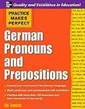 German Pronouns and Prepositions, Edward Swick, 007145392X