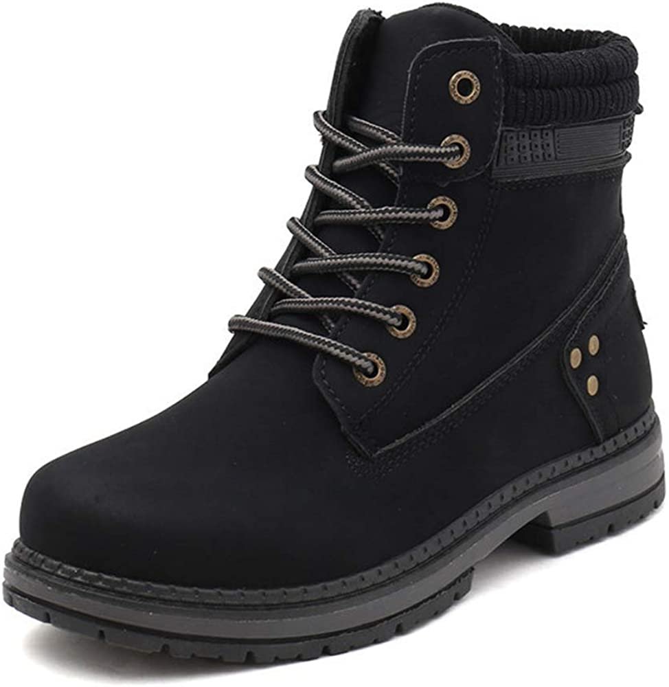 Combat Winter Boots