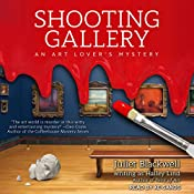 Shooting Gallery: Art Lover's Mystery Series, Book 2 | Hailey Lind, Juliet Blackwell