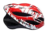 Holiday Wish List!! Cycling Helmet By Essen Sports - White/red