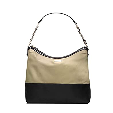 d9176b67e530 Image Unavailable. Image not available for. Color  Kate Spade Fashion  Colorblock Medium Serena Bag - Ash Black
