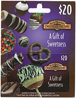 product image for Rocky Mountain Chocolate Factory Gift Card