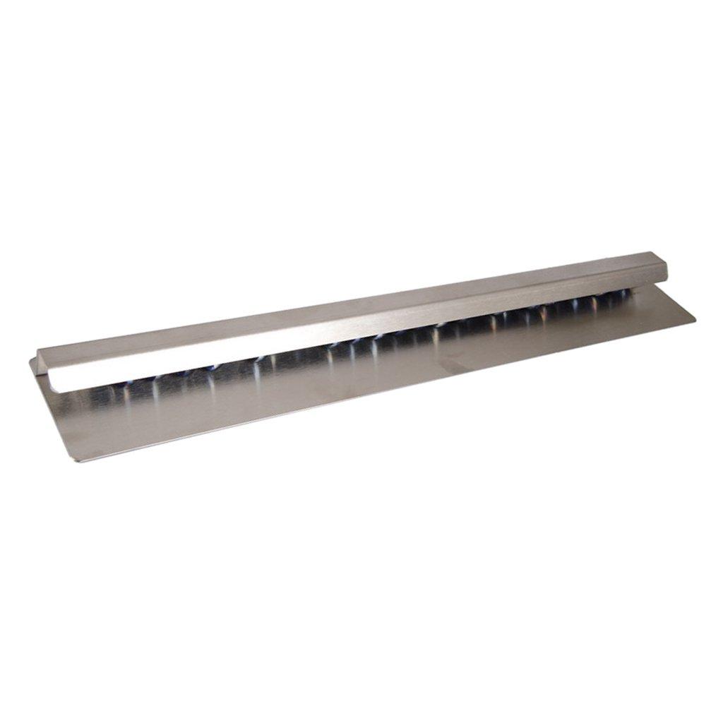 MonkeyJack Docket Holder Stainless Steel Order Rack Invoice Check Paper Tab Ticket 30cm-60cm Choice - 30cm