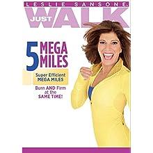 Leslie Sansone: 5 Mega Miles (2013)