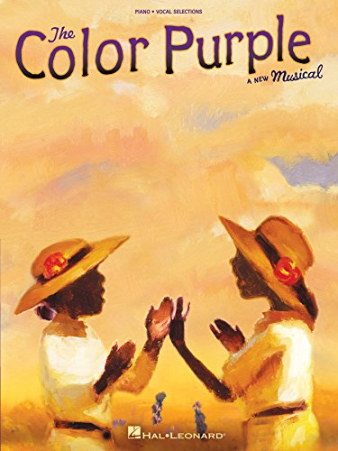 The Color Purple Songbook: Piano/Vocal Selections