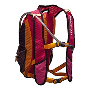 Nathan FireStorm Race Vest Hydration Pack, 2-Liter, One Size, Sparkling Cosmo