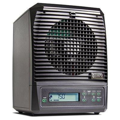 pureAir 3000 Whole Home Air Purifier by GreenTech Environmental