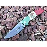 Amazon.com: Cuchillo monograma, cuchillos personalizados ...