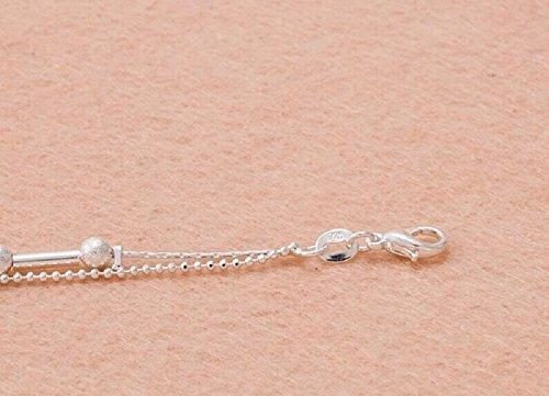 Doinshop Little Star Women Foot Jewelry Barefoot Sandal Beach Chain Ankle Bracelet