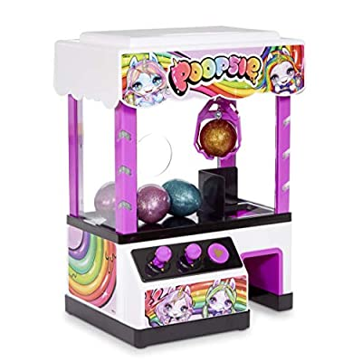 Poopsie Claw Machine with 4 Slimes & 2 Cutie Tooties: Toys & Games